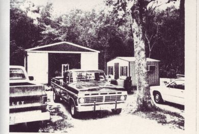 It all began at a backyard workshop in Houston in August of 1978.