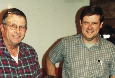 Our founding partners, Dick and Anthony, ran the business together from 1978 until 1997.